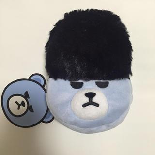 ビッグバン(BIGBANG)のKRUNK×BIGBANG フェイスポーチ タプ トップ タプT.O.P(アイドルグッズ)