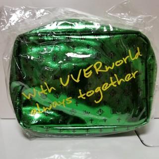 UVERworld 緑ポーチ(ミュージシャン)