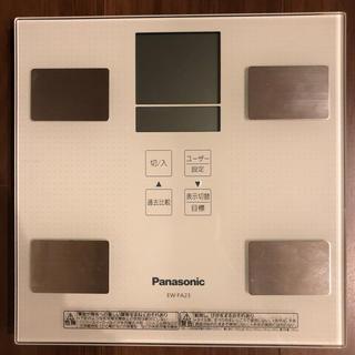 パナソニック(Panasonic)のパラソニック 体重計(体重計/体脂肪計)