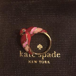ケイトスペードニューヨーク(kate spade new york)のお値下げ 新品 ケイトスペード  指輪(リング(指輪))