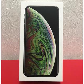 アイフォーン(iPhone)のiPhone XS max 512 BG(スマートフォン本体)