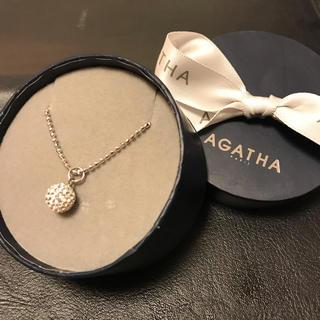 アガタ(AGATHA)のAGATHA ネックレス(ネックレス)