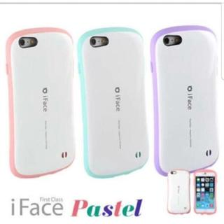 iFace iPhone First Class PASTEL Class(スマートフォン本体)