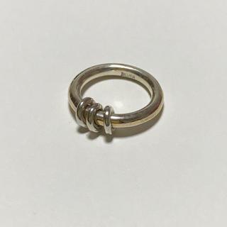 スピネッリキルコリン風 シルバー950 リング(リング(指輪))