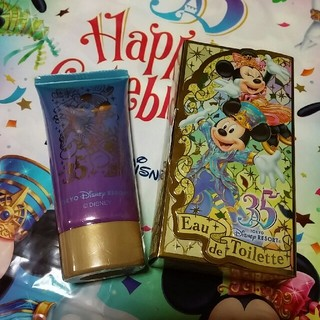 ディズニー(Disney)のディズニー35周年 オードトワレ&ハンドクリーム(香水(女性用))