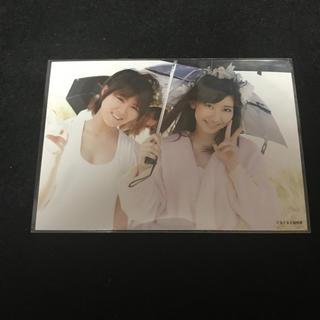 エーケービーフォーティーエイト(AKB48)のAKB48 真夏のSounds good! 生写真 山内 鈴蘭、柏木 由紀(アイドルグッズ)