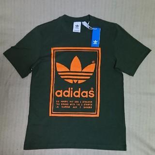 ★48%オフ【新品・タグ付き】adidas アディダスオリジナルス Tシャツ M