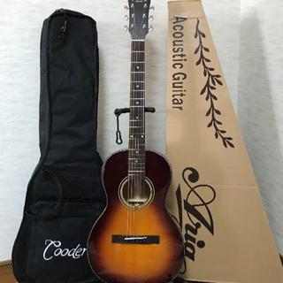 【極上品】TOP単板・ARIAパーラータイプアコギ ADLー231/TS(アコースティックギター)