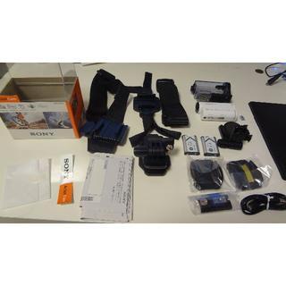 ソニー(SONY)のソニー HDR-AS200V デジタルHDビデオカメラレコーダーアクションカム(ビデオカメラ)