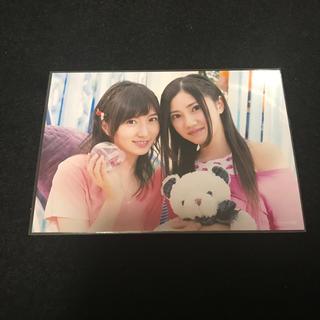 エーケービーフォーティーエイト(AKB48)のAKB48 僕たちは戦わない 生写真 大島 涼花、北川 綾巴(アイドルグッズ)