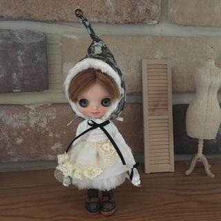 プチ冬服セット④(人形)