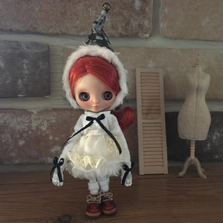 プチ冬服セット⑤(人形)