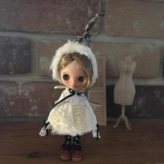 プチ冬服セット⑦(人形)