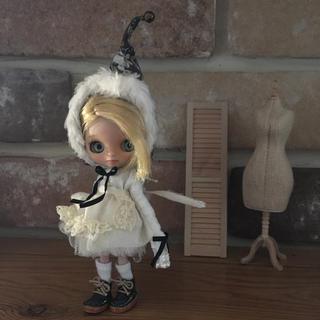 プチ冬服セット⑧(人形)