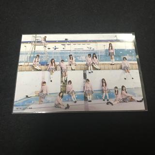 エーケービーフォーティーエイト(AKB48)のAKB48 桜の木になろう特典 生写真 大島、前田、小嶋、渡辺、柏木、篠田(アイドルグッズ)