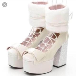 スワンキス(Swankiss)のSwankiss 厚底靴(その他)