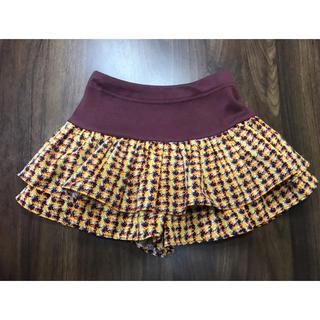 アナスイミニ(ANNA SUI mini)のANNA SUI miniアナスイミニ☆キュロットスカート120(パンツ/スパッツ)