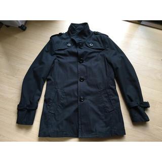 バーバリーブルーレーベル(BURBERRY BLUE LABEL)のバーバリー ブルーレーベル コート BLACK Burberry (トレンチコート)