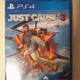 プレイステーション4(PlayStation4)のJUST CAUSE3 中古 PS4用(家庭用ゲームソフト)