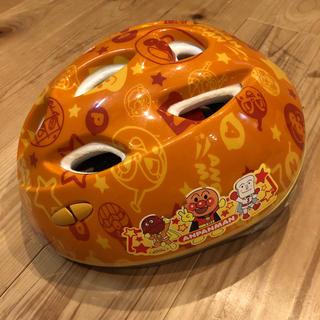 ジョイパレット(ジョイパレット)のアンパンマン ヘルメット*お値下げ不可(ヘルメット/シールド)