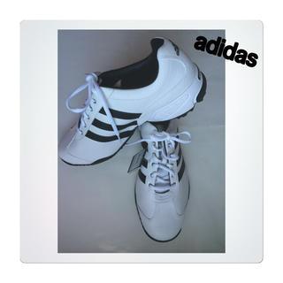 アディダス(adidas)の【29cm】アディダスゴルフ 希少サイズ(スニーカー)