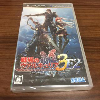 プレイステーションポータブル(PlayStation Portable)のPSP戦場のヴァルキュリア3E2(携帯用ゲームソフト)