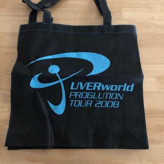 UVERworld グッズ トートバック(ミュージシャン)