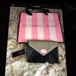 ヴィクトリアズシークレット(Victoria's Secret)のビクトリア シークレット パスケース(パスケース/IDカードホルダー)