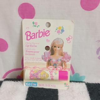 バービー(Barbie)のbarbie リップクリーム(リップケア/リップクリーム)