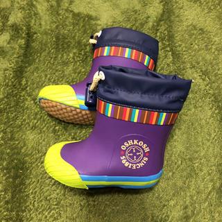 オシュコシュ(OshKosh)の長靴 13cm(長靴/レインシューズ)