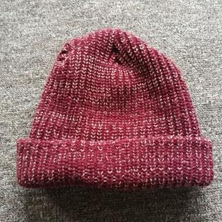 ニューヨークハット(NEW YORK HAT)のROSEBUD★ニューヨークハット ニット帽  NEWYORK(ニット帽/ビーニー)