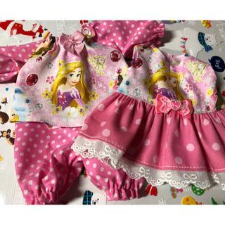 メルちゃんパジャマ、洋服セット1(人形)