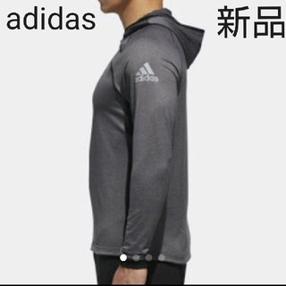adidas - 【新品・タグ付き】アディダス パーカー フーディ L
