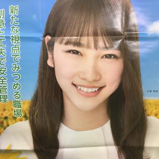 川栄李奈 ポスター(女性タレント)