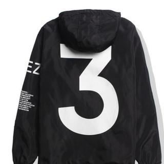 adidas - Yeezus Tour 3 ウインドブレーカー ジャケット