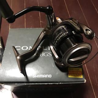 シマノ(SHIMANO)のぽっけまん様専用 シマノ コンプレックス BB 2500HGS F6(リール)