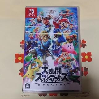 ニンテンドースイッチ(Nintendo Switch)の【開封済】Nintendo switch 大乱闘スマッシュブラザーズ(家庭用ゲームソフト)