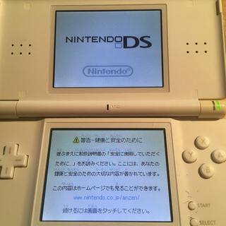 ニンテンドーDS(ニンテンドーDS)のニンテンドーDS(携帯用ゲーム本体)