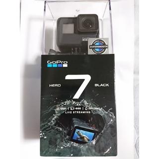 ゴープロ(GoPro)のGoPro Hero7 black (ビデオカメラ)