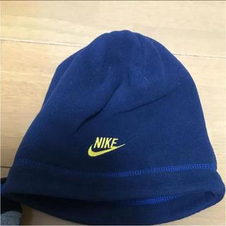 ナイキ(NIKE)のkids  ナイキ フリースキャップ(帽子)