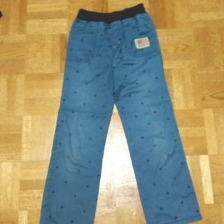 サイズ130薄手ズボン(パンツ/スパッツ)