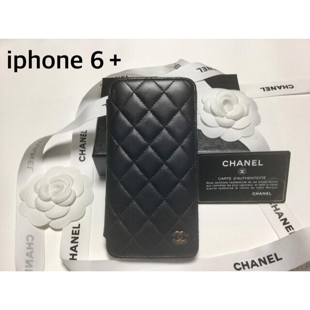 iphone7 極み | CHANEL - シャネル iPhone6+ケースの通販 by まやこ's shop|シャネルならラクマ