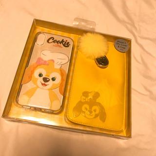 ディズニー(Disney)の香港ディズニー 限定 クッキー iPhoneケース(iPhoneケース)