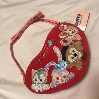 Disney - 香港ディズニー 限定 ダッフィー コインケース