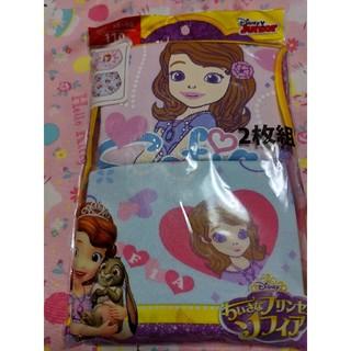 Disney - ソフィア 110センチショーツ2枚組