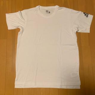 アディダス(adidas)のadidas Tシャツ ホワイト 2XO(Tシャツ/カットソー(半袖/袖なし))