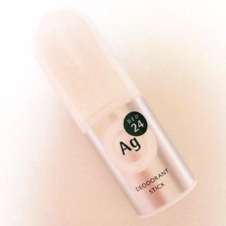 エージー(AG)のエージーデオ24 デオドラントスティックEX 無香料 20g 未使用(制汗/デオドラント剤)
