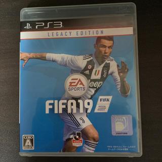 プレイステーション3(PlayStation3)のfifa 19  ps3  ほぼ新品(家庭用ゲームソフト)