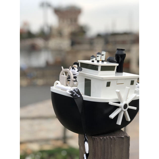 Disney - 蒸気船 ミッキー  ポップコーン バケット !