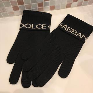 ドルチェアンドガッバーナ(DOLCE&GABBANA)のDOLCE &GABBANA 手袋(その他)